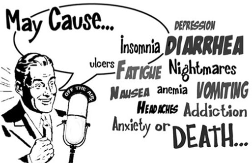 Side Effects Cartoon