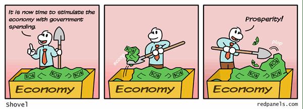 Wealth Transfer Comic