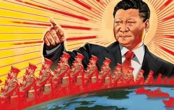Xi Jinping Propaganda Thumbnail