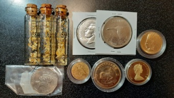 Gold and Silver Collection Thumbnail