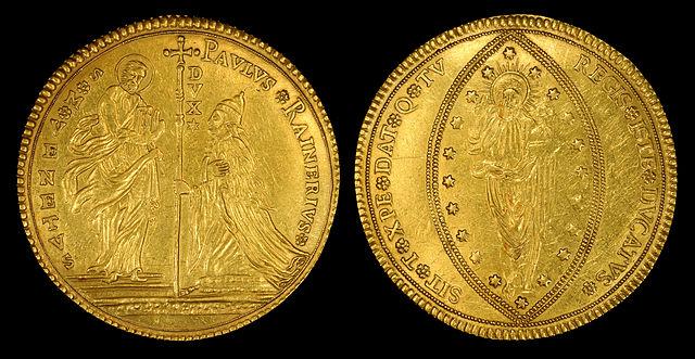 Italian States Venice (1779-89) 50 Zecchini