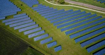 Solar Panels Field Thumbnail