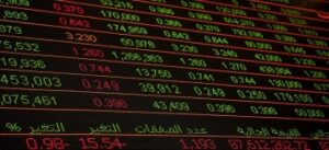 Stock Market Trading Charts Thumbnail